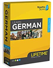 Rosetta Stone Lifetime Access: Learn German