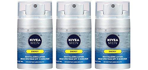 nivea men energy lotion - 8