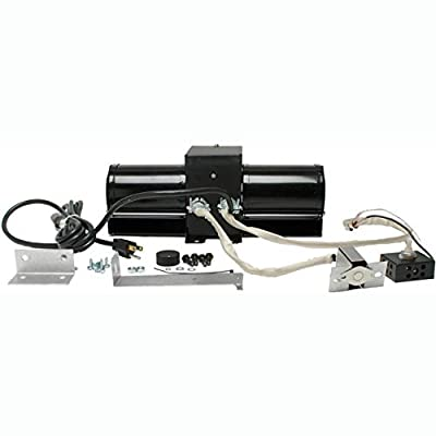 Fireplace Blower for Dutchwest / Stardance FK26 (SNV30) 115V Rotom Replacement # R7-RB27