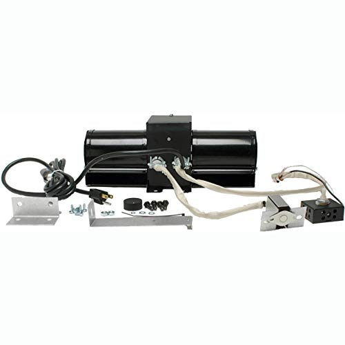 Fireplace Blower for Dutchwest / Stardance FK26 (SNV30) 115V Rotom Replacement # ()