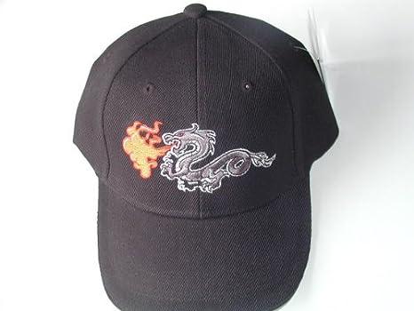 HT _ DK _ dc-drag al por mayor Dragon con fuego tyk24 N98 bordado