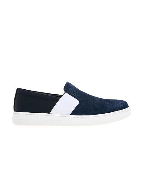 Prada Sport Slip On Sneakers Uomo 4D29953of1f073a Mc