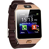 Faawn Smart Watches with Bluetooth Sim Card (4g Supported) Smart Phones for Boys, Mens,Girls,Women