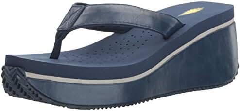 Volatile Women's Frappacino Wedge Sandal