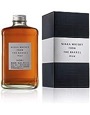 Nikka From the Barrel Japanese Blended Whisky, 500 ml