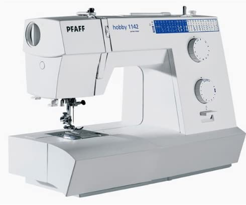 Pfaff - Máquina de coser (1142): Amazon.es: Hogar