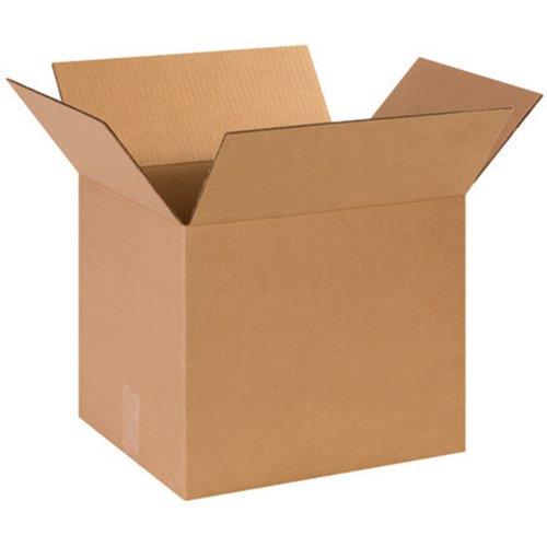 Aviditi 141212 Corrugated Box, 14'' Length x 12'' Width x 12'' Height, Kraft (Bundle of 25) by Aviditi