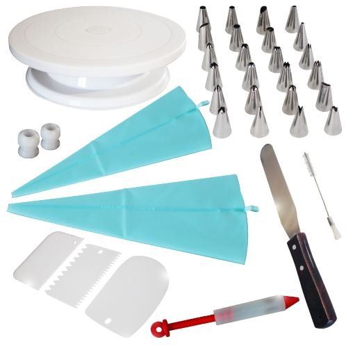 Cake Decorating Kit Decoration - 7