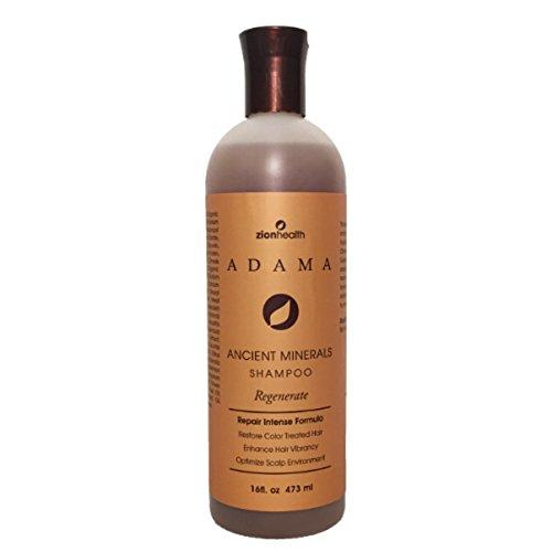 Conditioner Asian Pear - Adama Regenerate Shampoo Zion Health 16 fl oz Liquid