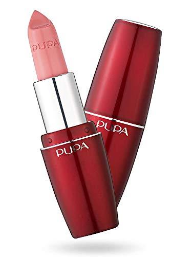 Pupa Volume Lipstick - # 101 (Nude Rose) - -