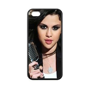Custom Selena Gomez Back Cover Case for iphone 5C JN5C-193