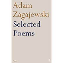 Selected Poems of Adam Zagajewski