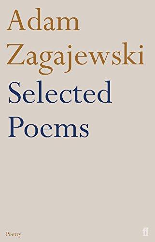Selected Poems of Adam Zagajewski pdf