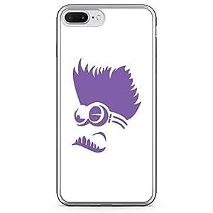 Loud Universe iPhone 7 Plus Transparent Edge Case - Minion Angry Kevin