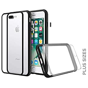 RhinoShield Modular Case for iPhone 8 Plus/7 Plus [Mod NX]