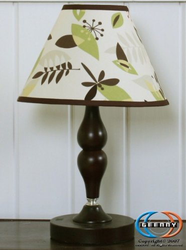 Geenny CF-2041-L Autumn Leaves Lamp Shade, Baby & Kids Zone