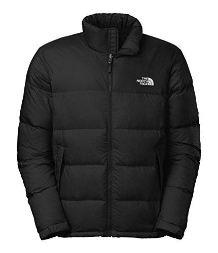 - The North Face Men's Nuptse Jacket TNF Black/TNF Black (Prior Season) X-Large
