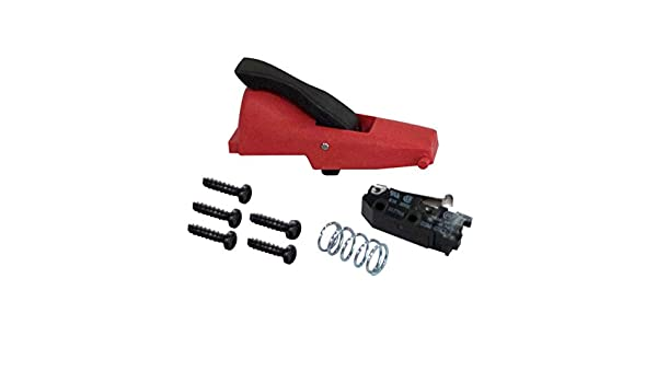 Hypertherm 228721 Duramax Hand Torch Trigger//Spring Replacement Kit