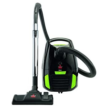 Bissell Zing Bagged Canister Vacuum, 1668 - Corded