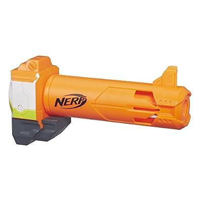 NERF Modulus Long Range Barrel Upgrade: Toys & Games