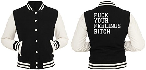 Feelings Fuck Girls Negro Vest Bitch Your College vCCwqf