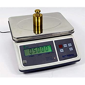 Nevada Weighing Tree MCT 3 Counting Scale - 3 lbs x 0.0001 lbs - Rechargeable! With 2 Year Warranty!