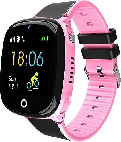 Amazon.com : Zqasales HW11 Smartwatch Children Family ...