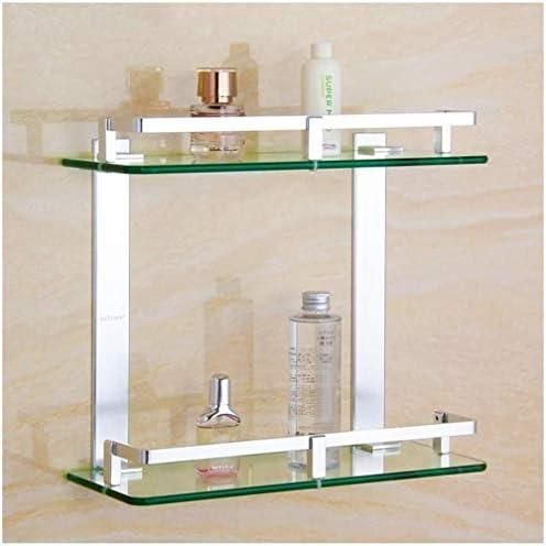 キッチンシンク浴室強化ガラスのベッドルームバスルームに26.5 * 40センチメートルをウォールマウント LCSHAN