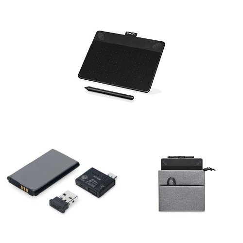 Wacom Intuos Photo Pen and Touch digital photo editing ta...