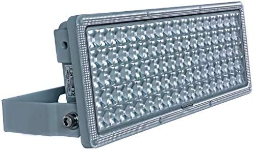 GDIDEA LED Flood Light Outdoor, 100W Super Bright Flood Lights, 6500K Daylight White Stadium Lights, IP67 Waterproof Flood Lights for Garage, Garden, Yard, Street