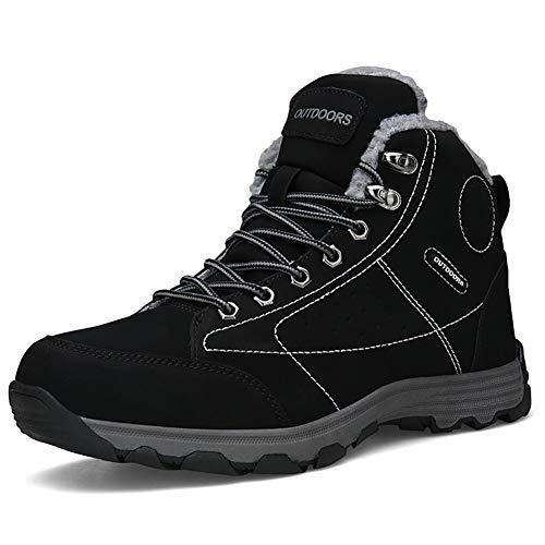 Imperméable Respirant Adventurer Randonnée 38 Chaussures Marron Et 46 Sports Homme Fexkean Boots Noir1 Kaki Plein Confortable De Noir qBPgtxY