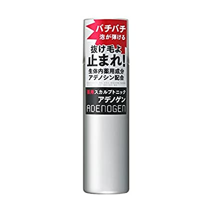 アデノゲン 薬用スカルプトニック 130g 【医薬部外品】