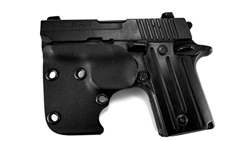BORAII Eagle Pocket Holster for SIG P238 / COLT Mustang POCKETLITE 380acp (Best Pocket Holster For Sig P238)