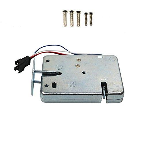 - FCBB DC 12V 2A Electric Door Lock for File Cabinet Door Lock