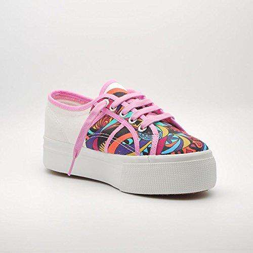 C57 Wonderland Donna fantasy Sneaker Cotw Superga 2790 PqfXHwx0nC