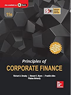 Amazon principles of corporate finance the mcgraw hillirwin principles of corporate finance fandeluxe Images