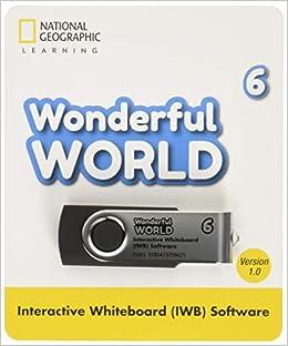Buy Wonderful World 6: Interactive Whiteboard Software Book