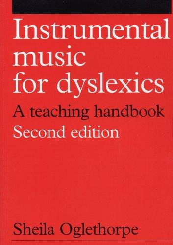 Instrumental Music for Dyslexics: A Teaching Handbook