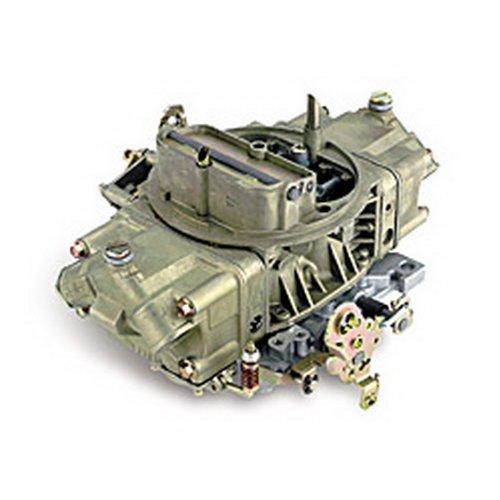 (Holley 0-4777C Model 4150 Double Pumper 650 CFM Square Bore 4-Barrel Mechanical Secondary Manual Choke New Carburetor )