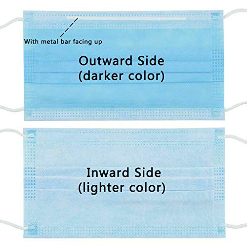 FakMe 10PCS Multifunction Disposable Daily Necessities Household Products Blue