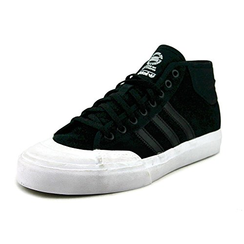 Adidas Skateboarding Matchcourt Mediados - Core Negro / núcleo Negro / blanco SZ 7.5 CBlack-CBlack-FtWWht