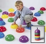 Stepping Domes for Kids - Active Play Activity