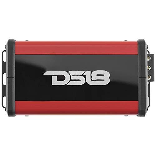 DS18 ATOM4 Super Micro Nano 4- Channel Class D Amplifier 800 Watts Max (4 Channel)