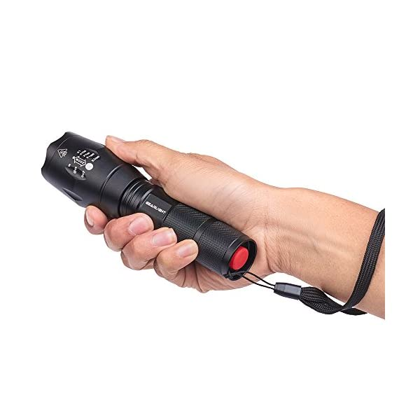 GearLight-LED-Tactical-Flashlight-S1000-2-PACK-High-Lumen-Zoomable-5-Modes-Water-Resistant-Handheld-Light-Best-Camping-Outdoor-Emergency-Everyday-Flashlights