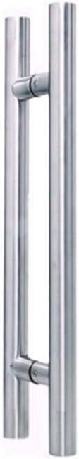 Laufschiene und Muschelgriffen SoftClose//SoftStop Made in Germany Glasschiebet/ür 77,5x205 cm in ESG-Milchglas Levidor/® EasySlide-System komplett