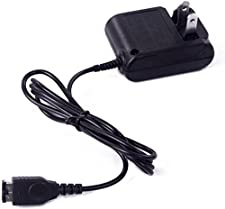 Wall Charger AC Adapter Wall Travel Charger Power Cord Charging Cable 5.2V 320mA for Game Boy Advance GBA SP NDS