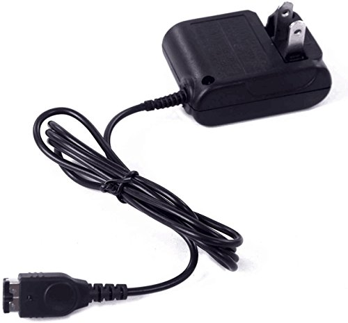 Wall Charger AC Adapter Wall Travel Charger Power Cord Charging Cable 5.2V 320mA for Game Boy Advance GBA SP NDS Gameboy Advance SP Charger Gameboy Advance Charger (Gameboy Advance Sp Play Gameboy Color Games)