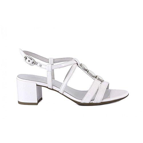 Nero Giardini Sandalo Diamond Bianco - 615540707 White