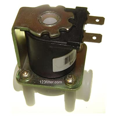 iSpring Feed Water Solenoid Valve for RCB4T 400GPD Commercial RO#ASOW4 by iSpring