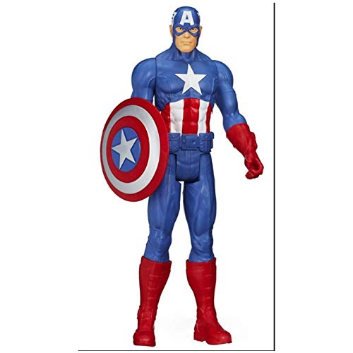 Viet FX Marvelel Toys The Avenger 30CM Super Hero Thor Captain America Spider Man Iron Man PVC Action Figure Toy legoingly Doll